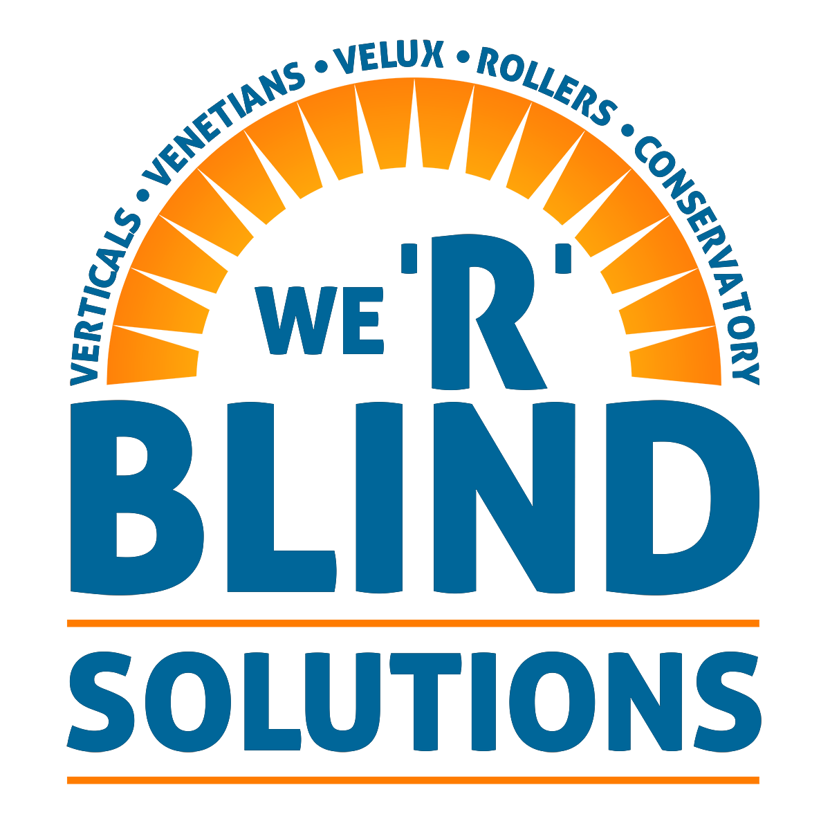 We r Blind Solutions Home Page